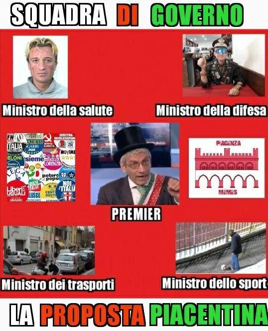Meme di Piacenza Memes su Torre