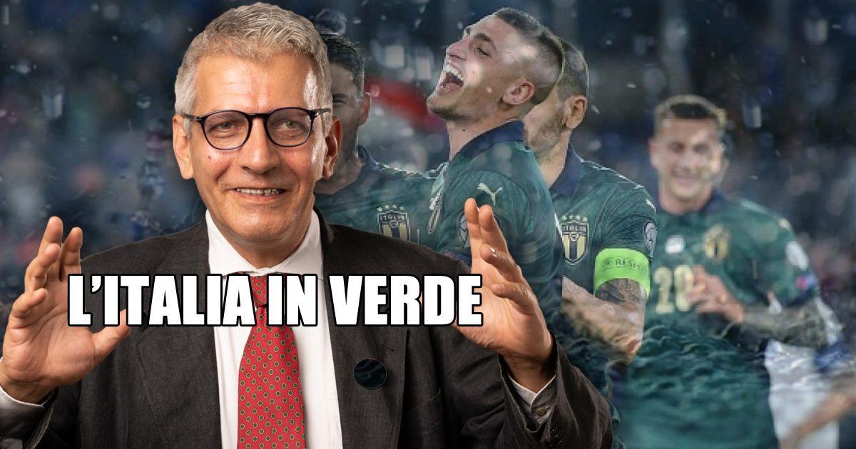 L'Italia in verde