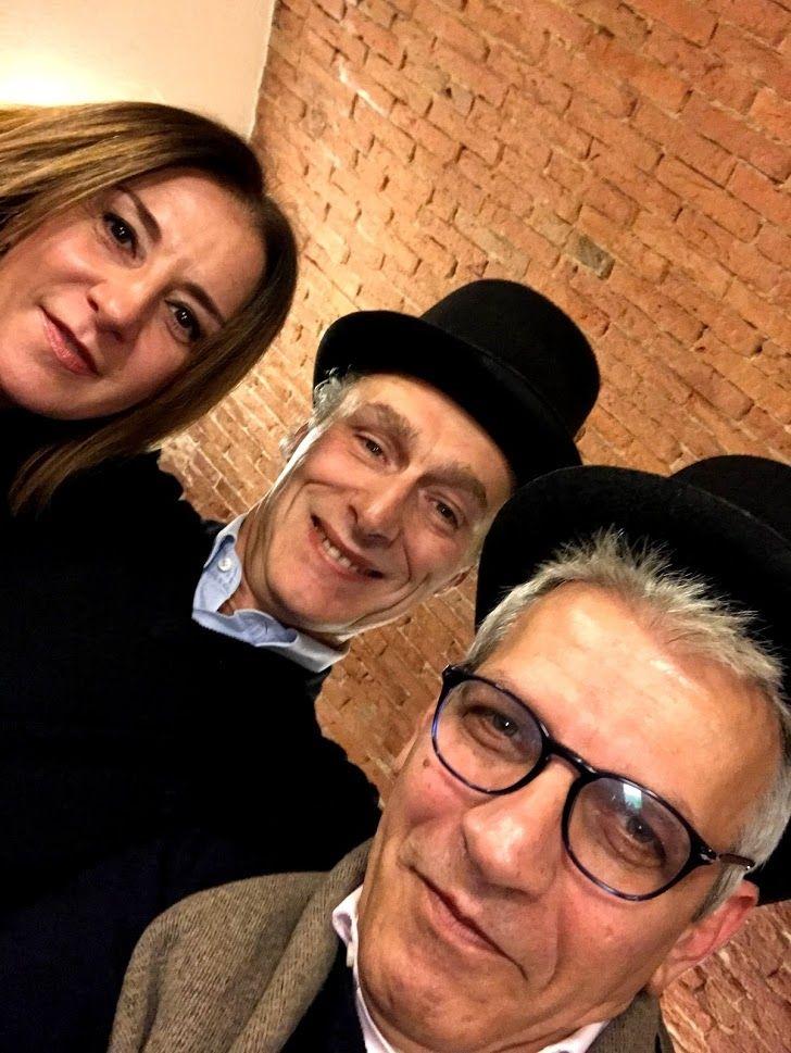 Stefano Torre con Pedar Rebecchi