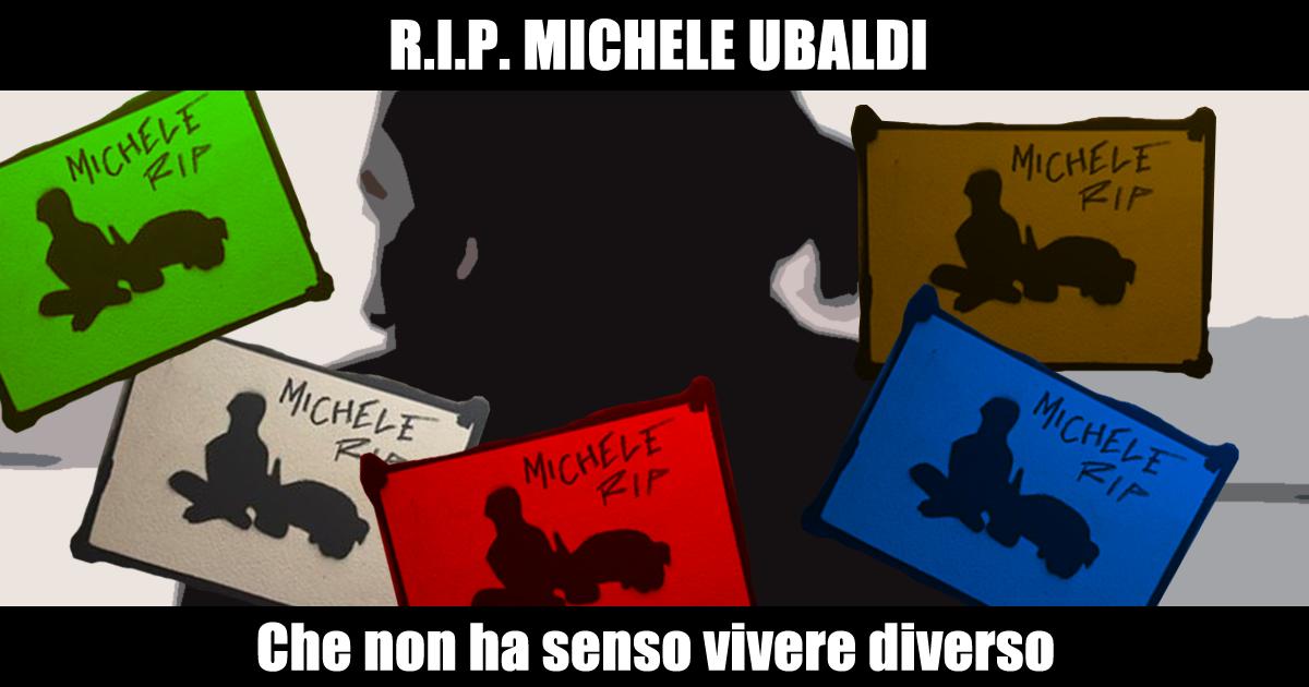 In memoria di Michele Ubaldi