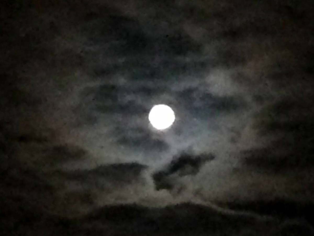 la grande luna