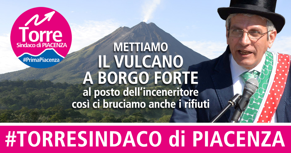 facebook post vulcano a borgoforte
